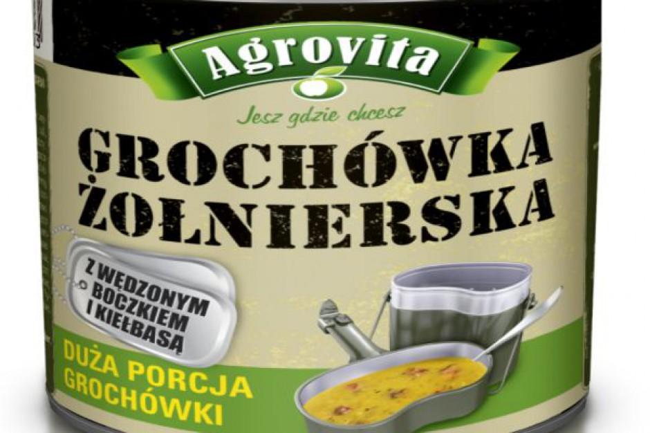 Linia żołnierska od marki Agrovita
