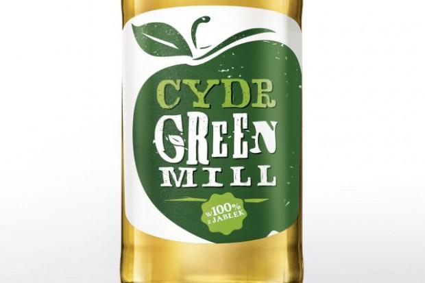 Cydr Green Mill w nowej kampanii stawia na zmianę perspektywy