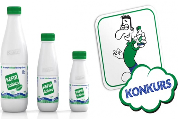Kampania i promocja konsumencka wspierają sprzedaż kefirów Robico