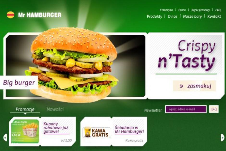 Mr Hamburger: 2 mln zł przychodów i 286 tys. zł straty