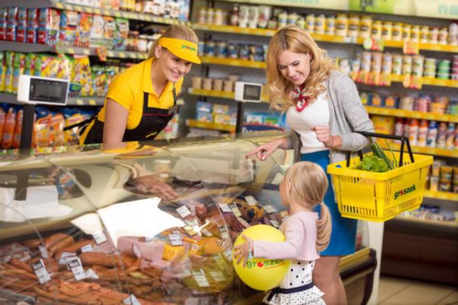 Sieć Groszek powiększyła się o 60 sklepów