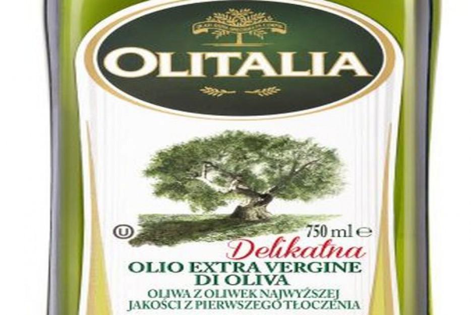 Oliwa z oliwek Extra Vergine Deliktana marki Olitalia