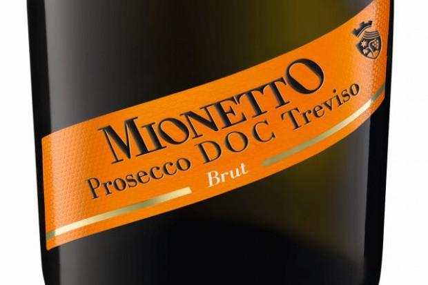 Wino musujące Mionetto Prosecco