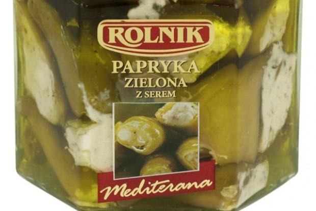 Papryczki marynowane od marki Rolnik