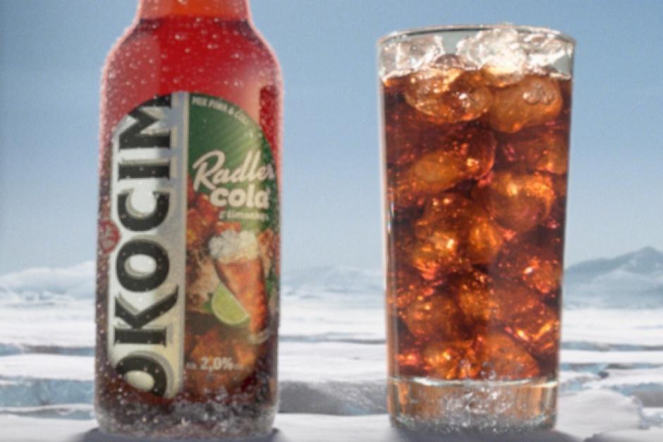 Nowy wariant piwa Okocim Radler wsparty kampanią