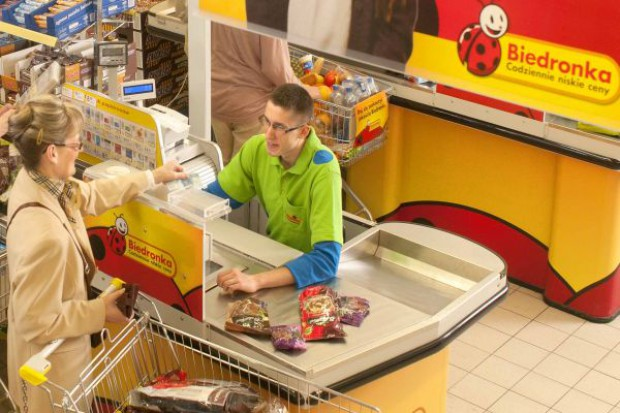 Biedronka wyda ponad 5 mln zł na modernizację systemu IT w sklepach