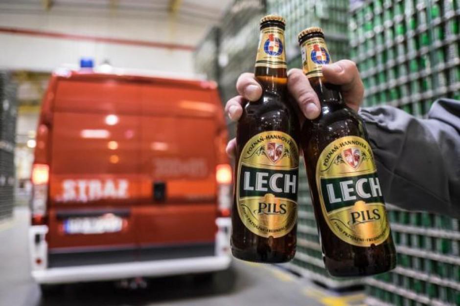 Limitowana edycja piwa strażackiego