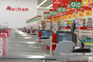 IBCS zrekonfigurował terminale mobilne w 57 przejętych przez Auchan sklepach Real