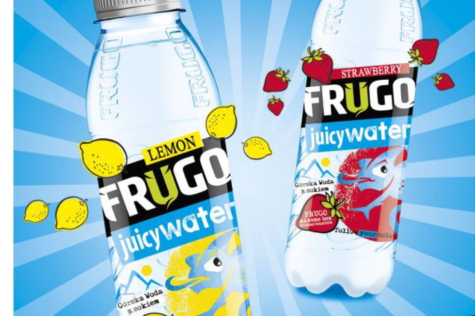 FRUGO Juicy Wat(e)r od FoodCare