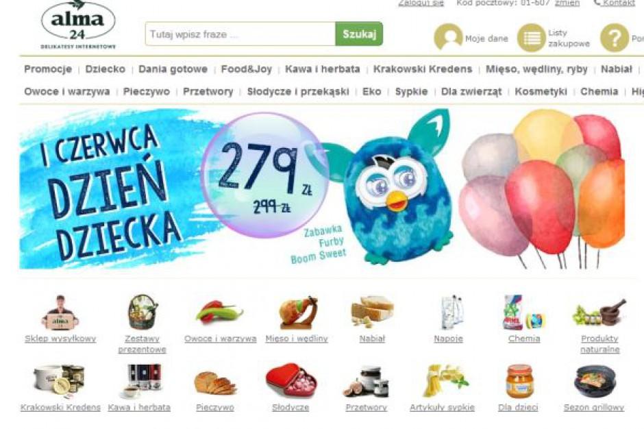 Prezes Almy: Aby obsłużyć e-klientów z Warszawy musieliśmy otworzyć oddzielny magazyn