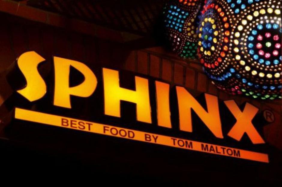W tym roku rentowność EBITDA restauracji Sphinx wyniesie 21 proc.