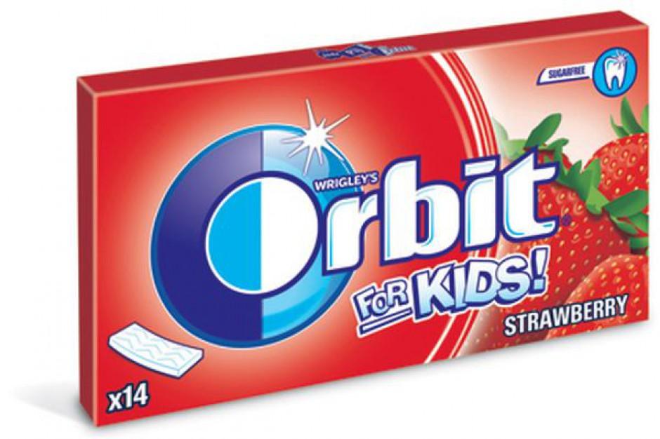 Nowe smaki gumy do żucia Orbit