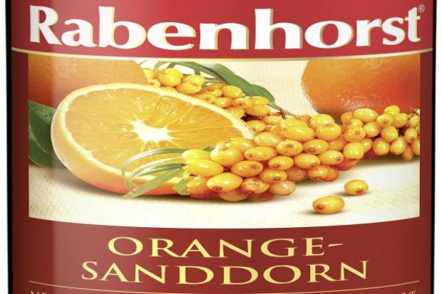 Nektar z pomarańczy i rokitnika od marki Rabenhorst