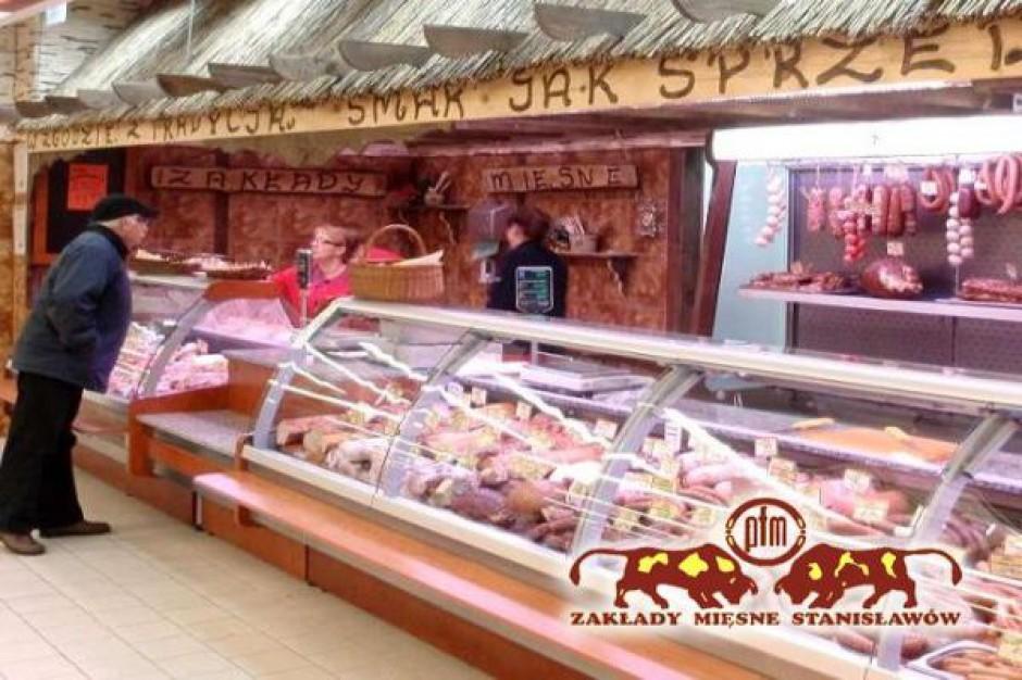 Sklepy mięsne ZM Stanisławów zmienią właściciela
