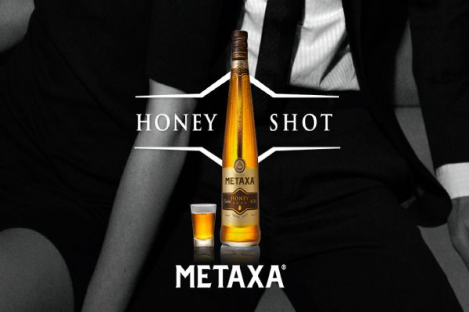 Metaxa Honey Shot