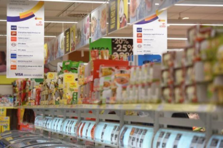 80 proc. powierzchni dużych sklepów należy do sieci zagranicznych
