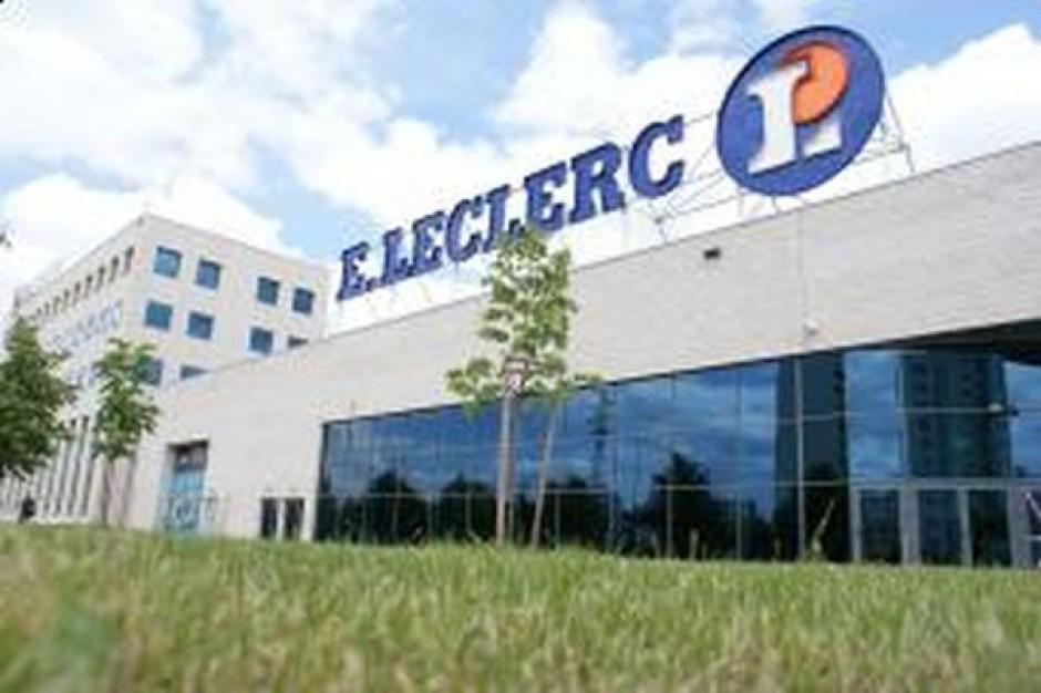 E.Leclerc szuka możliwości rozwoju w Polsce - możliwe akwizycje i grupy zakupowe