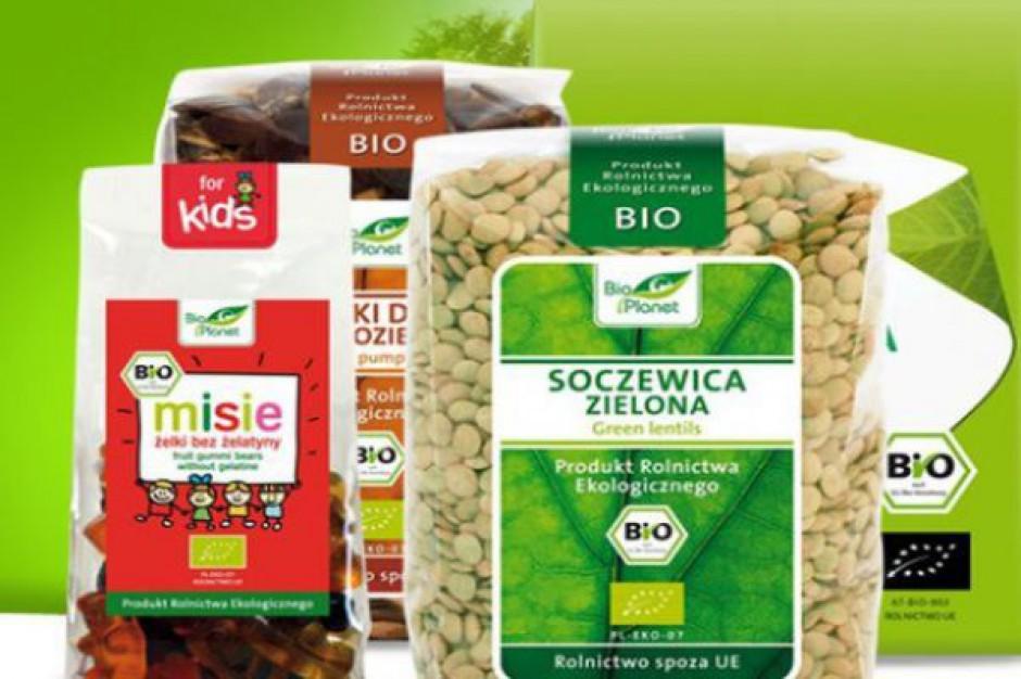 Sprzedaż Bio Planet w maju wzrosła o 26 proc. rdr