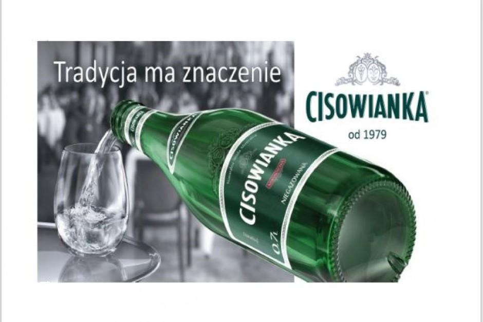 Outdoorowa kampania Cisowianki