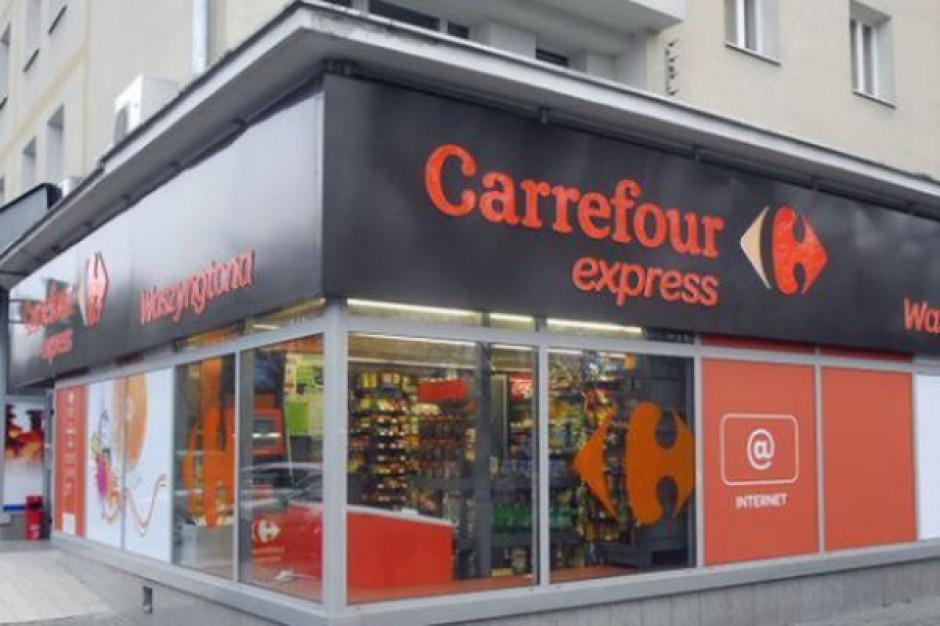 Były rzecznik Tesco będzie pracował dla Carrefoura