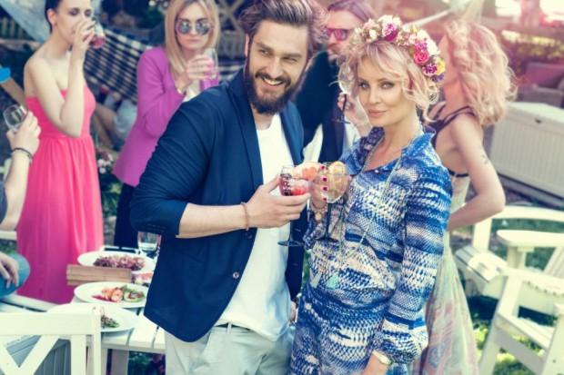 Celebryci w kampanii nowego produktu firmy Sobieski - Fruits and Wine