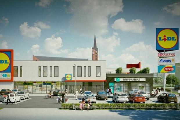 Lidl i Kaufland rozwijały się w Polsce za pożyczkę z Europejskiego Bank Odbudowy i Rozwoju
