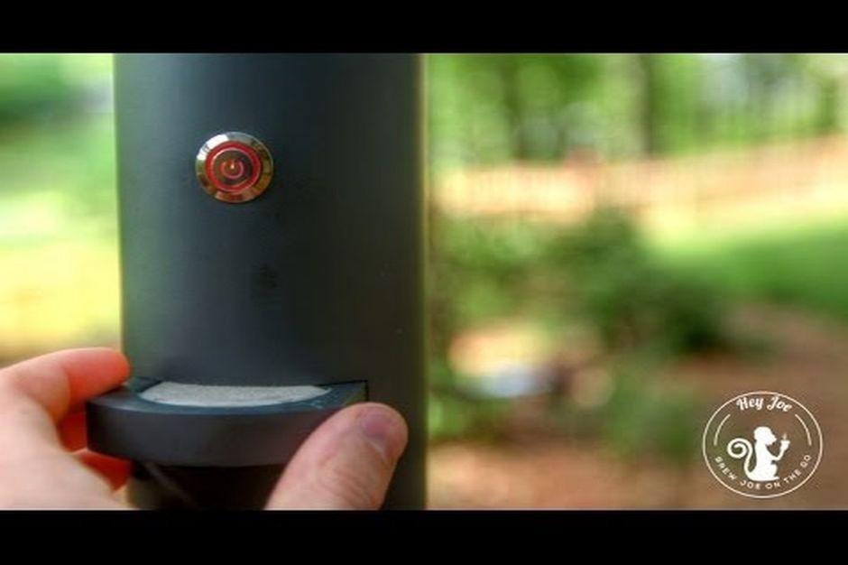 Amerykanie wymyślili kubek, który sam zaparzy kawę