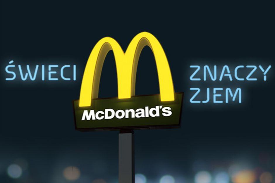 McDonald's nie spełnia oczekiwań klientów