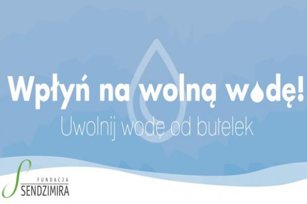 Fundacja Sendzimira namawia restauratorów do podawania wody z kranu