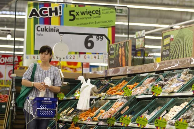 Tesco zamyka 62 sklepy w ramach planu restrukturyzacji