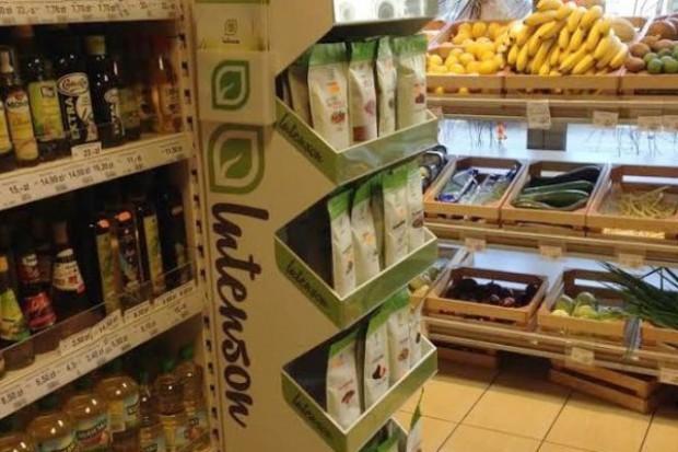 Producent zdrowej żywności Intenson wchodzi na półki sieci Stokrotka