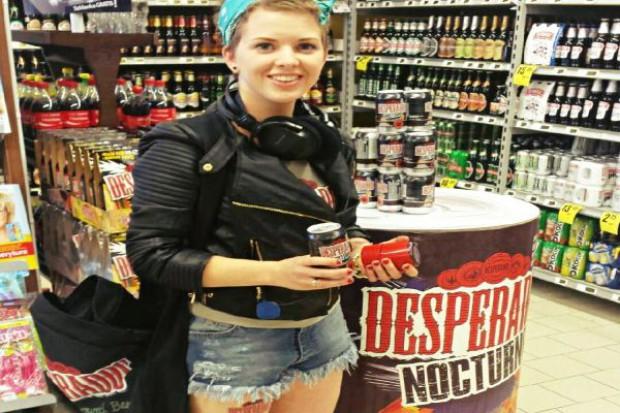 Cursor wypromuje Desperados w sklepach