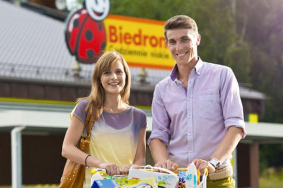 Sprzedaż LfL Biedronki wzrosła o 2,6 proc.
