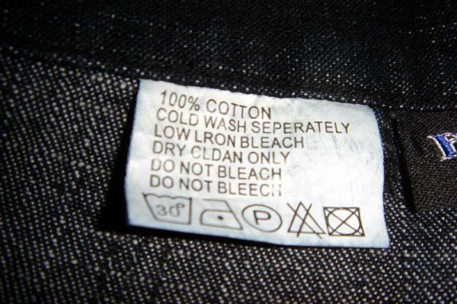34 proc. zbadanych tekstyliów ma na etykiecie nieprawdziwy skład