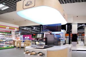 1 minute - jeszcze sklep convenience czy już lokal gastronomiczny?