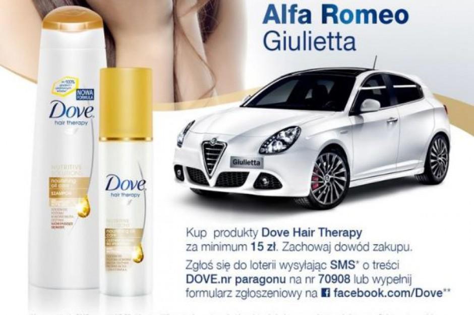 Dove loterią wesprze sprzedaż kosmetyków do pielęgnacji włosów