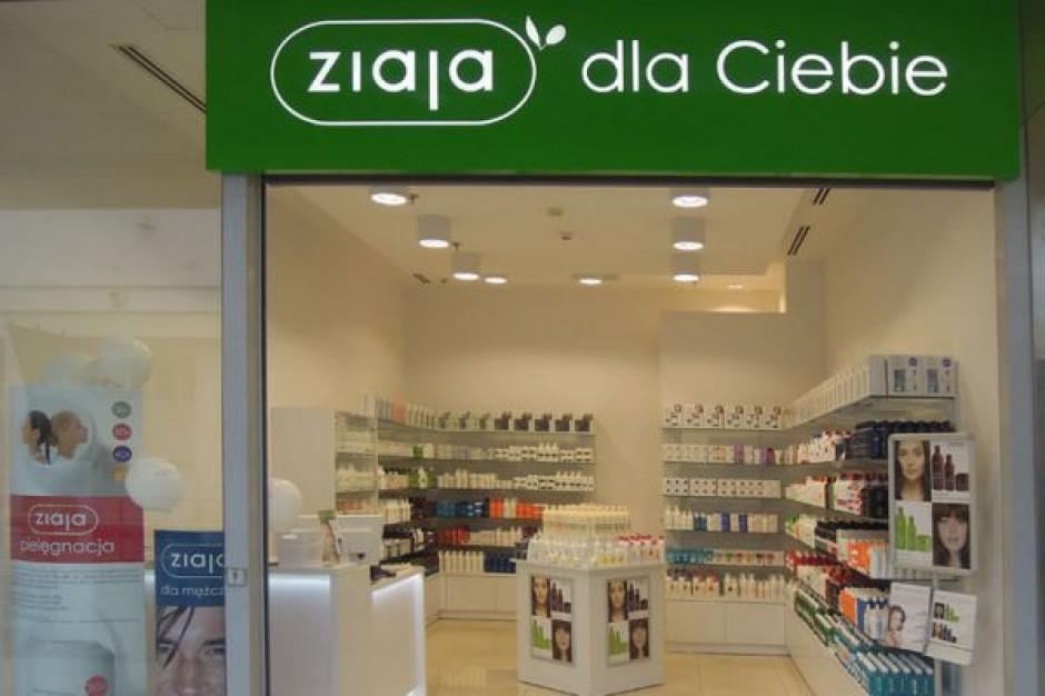 Niestandardowa forma promocji marki Ziaja