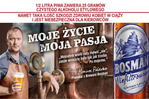 """Bosman Niefiltrowane w nowej odsłonie kampanii """"Moje życie. Moja pasja."""""""