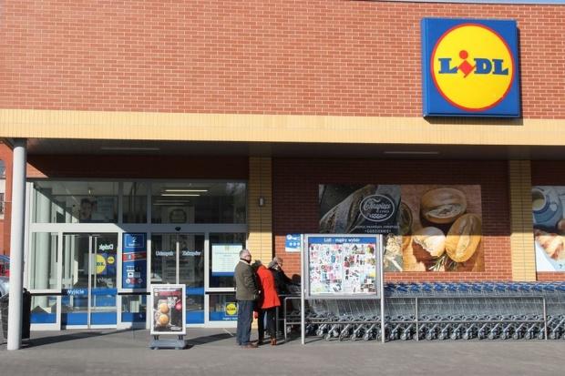 Lidl pozbywa się działek obok swoich sklepów