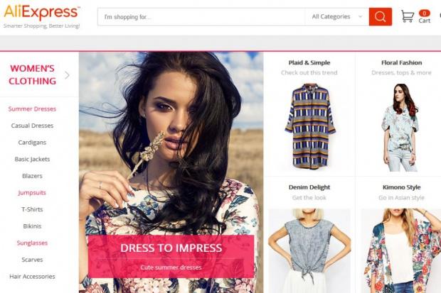Chiński serwis Aliexpress to drugi najpopularniejszy sklep internetowy w Polsce