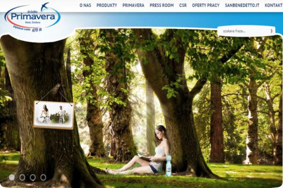 Producent wody źródlanej m.in. dla Lidla, Biedronki, Auchan i Tesco współpracuje z CHEP