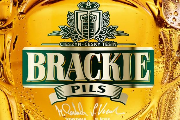 Grupa Żywiec wprowadza na rynek nowe piwo - Brackie Pils z reklamowym wsparciem