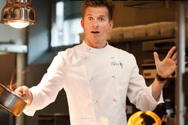 Kampania Lidla: Karol Okrasa będzie uczył Dorotę Wellman gotować