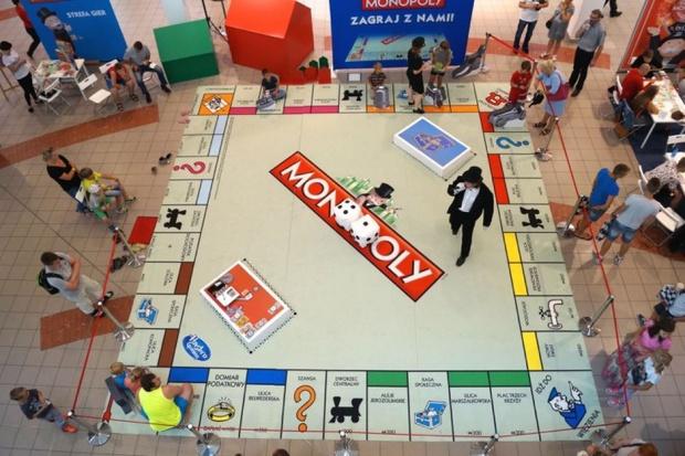 Gra Monopoly wypromuje eventy w centrach handlowych