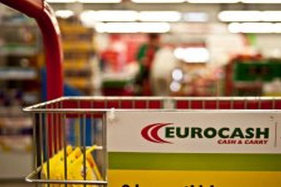 Sprzedaż Eurocash w I półroczu wyższa o 22 proc.