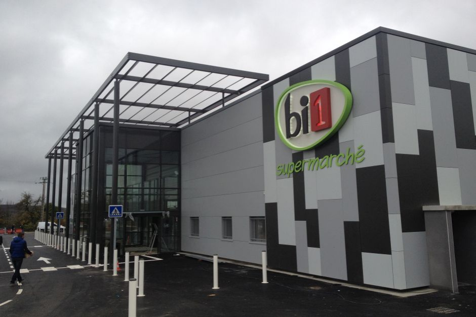 Pierwsze hipermarkety Bi1 ruszą we wrześniu