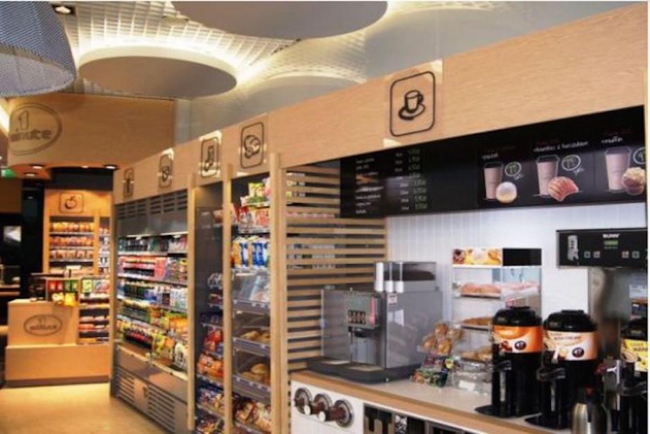 Eurocash będzie rozwijać  sieci Kontigo i 1 minute, mniej otwarć Delikatesów Centrum