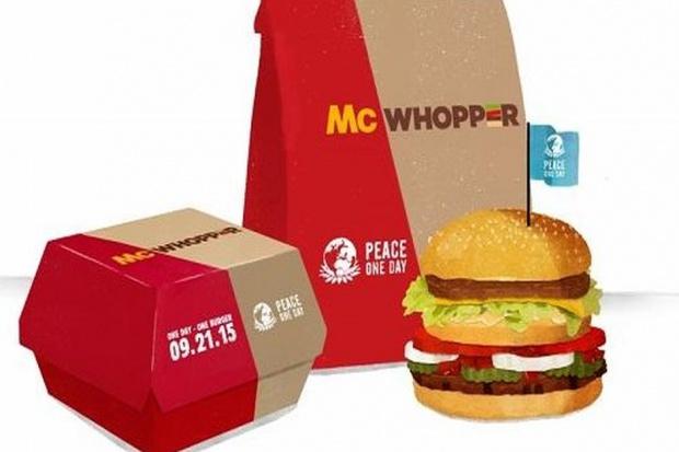 McDonald's odmówił współpracy z Burger Kingiem
