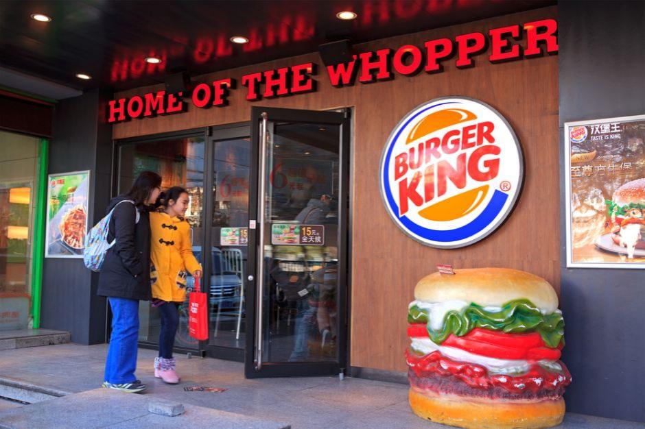 Znany raper właścicielem 14 restauracji Burger King