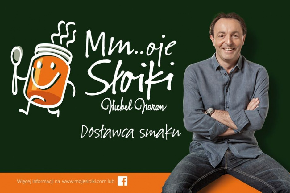 Michel Moran startuje z firmą cateringową Moje Słoiki